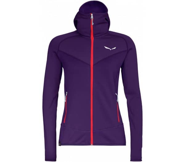 SALEWA Puez 3 Pl Women Fleece Hoodie - 1