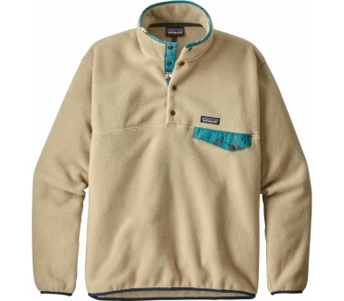 Patagonia - Lightweight Synchilla Snap-T men's fleece pullover (brown)