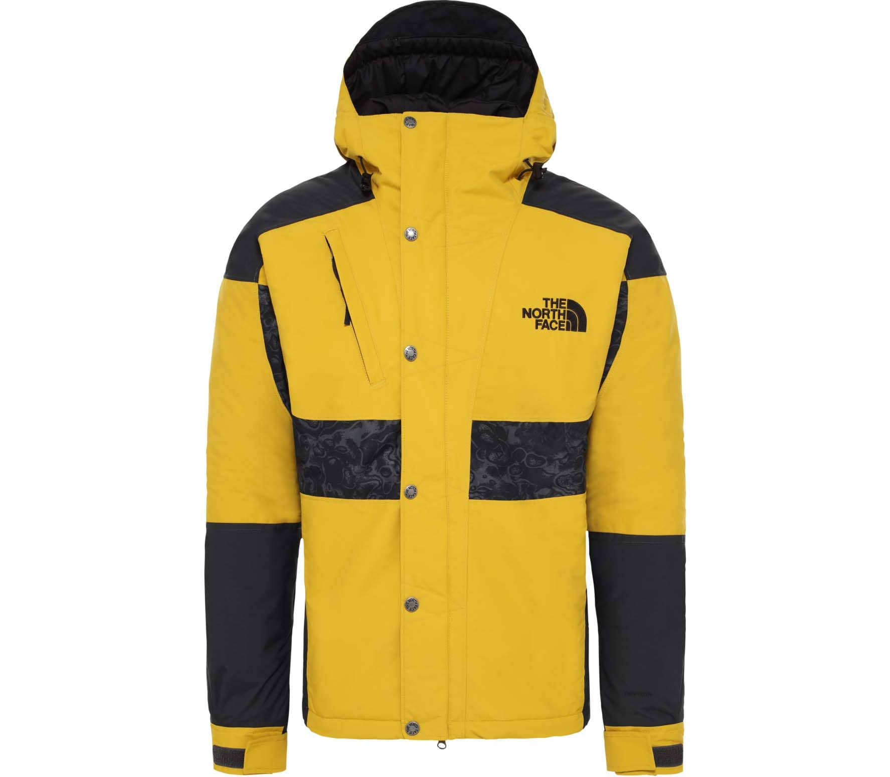 The North Face 94 Rage Wp Synthetic Insulated Herren Jacke gelb