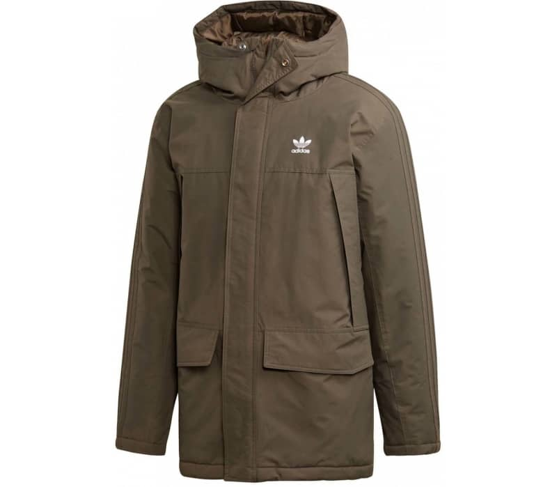 Padded Men Parka
