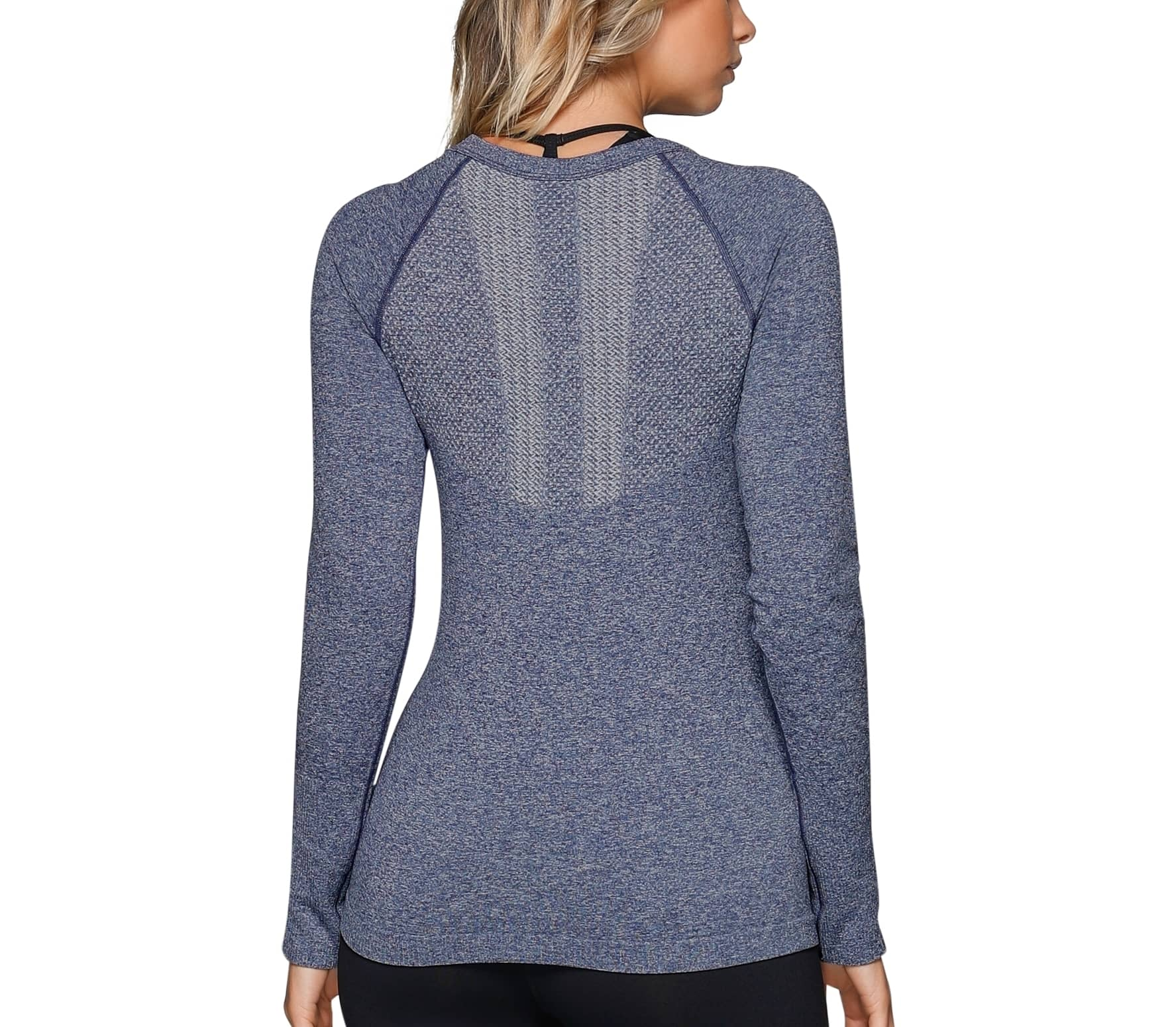 Lorna Jane - Charlie long-sleeved women's training top (grey)