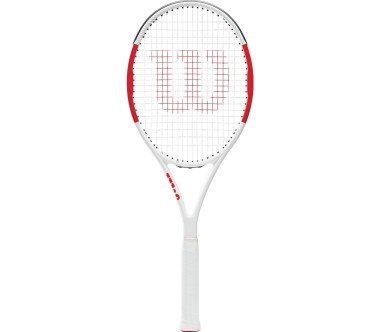 Wilson - Six.One 95 Team 95 (strung) tennis racket