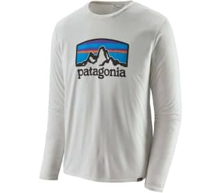 Patagonia Cool Daily Graphic Men Long Sleeve