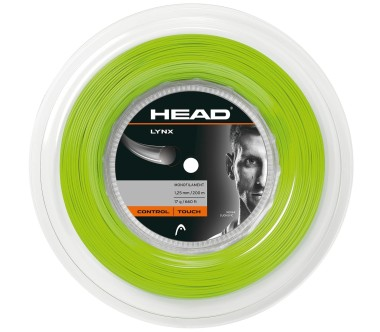 Head - Lynx Rolle string roll (green)