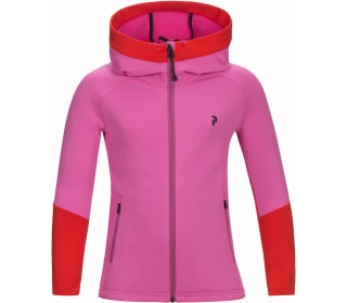 Rider Zip Junior Fleecejacke Niños