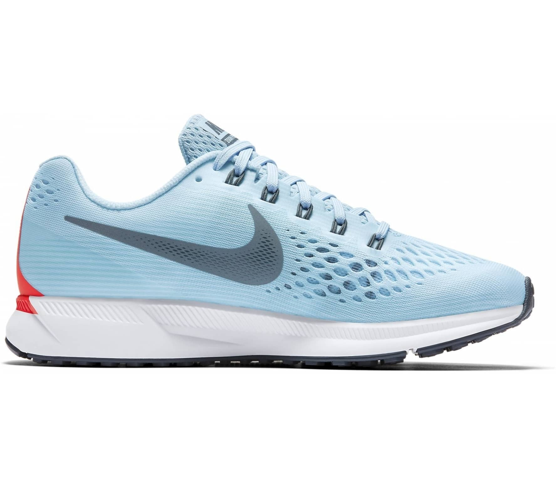purchase cheap f7d7d bec52 Nike - Air Zoom Pegasus 34 zapatillas de running para mujer (azul claro)