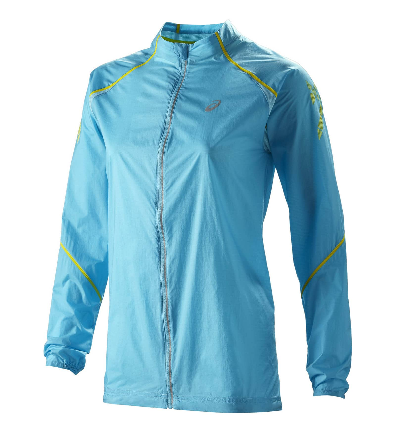 Asics Speed Jacket Damen Laufjacke (blau)
