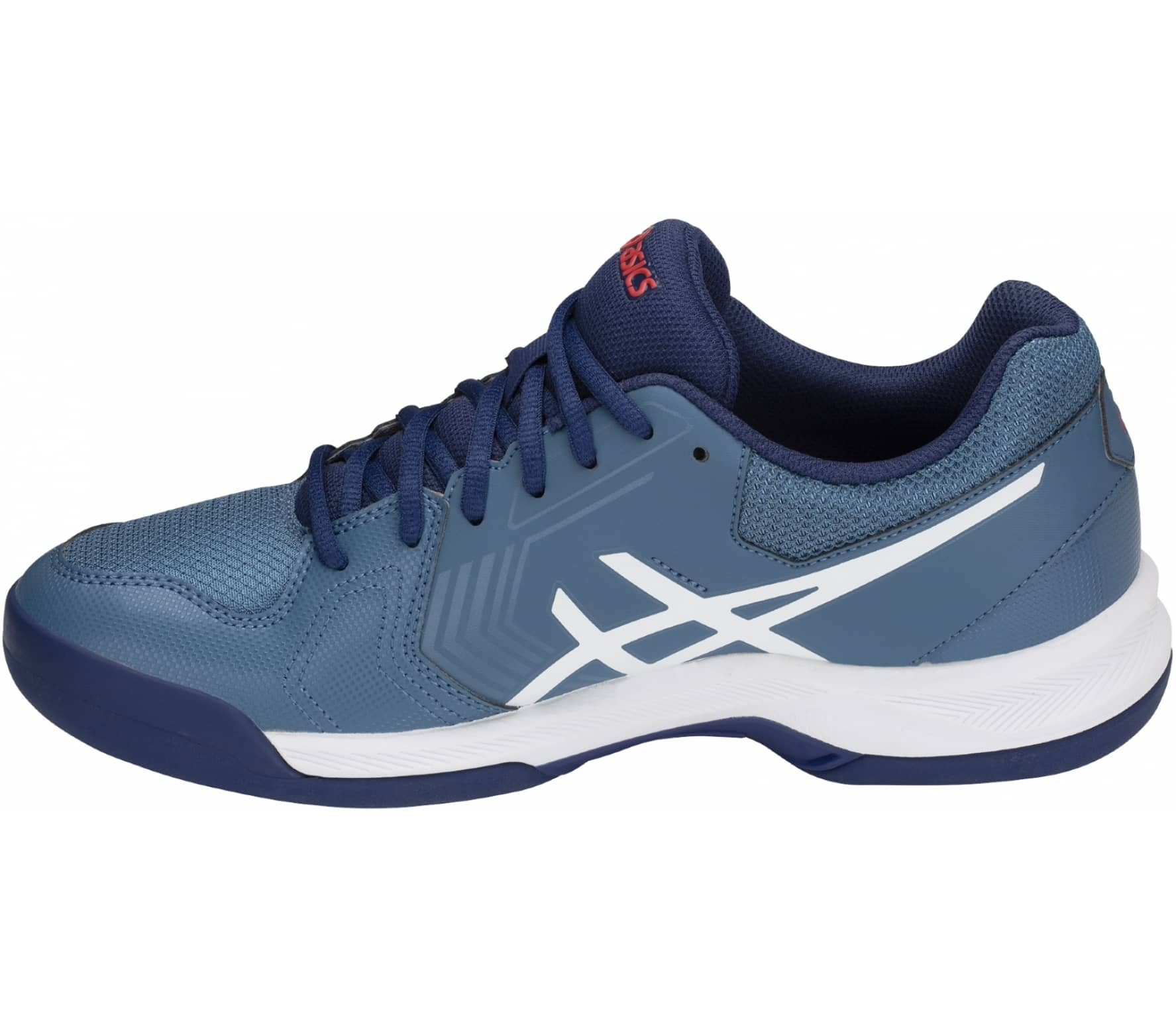 088d700bedfb ASICS - Gel-Dedicate 5 Indoor men s tennis shoes (blue) - buy it at ...