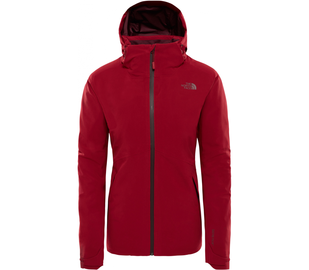 The North Face - Insulated Apex Flex GoreTex 2.0 Damen Outdoorjacke (rot)