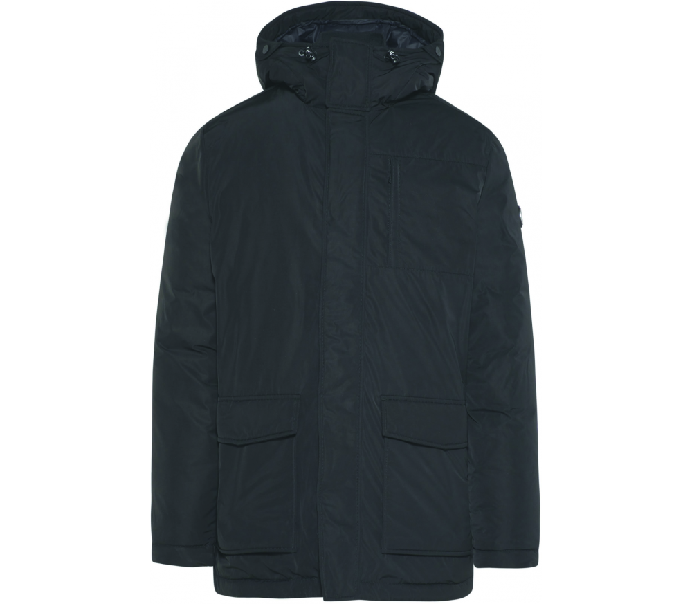 J.Lindeberg - Radiator Dress Poly men's parka (black)