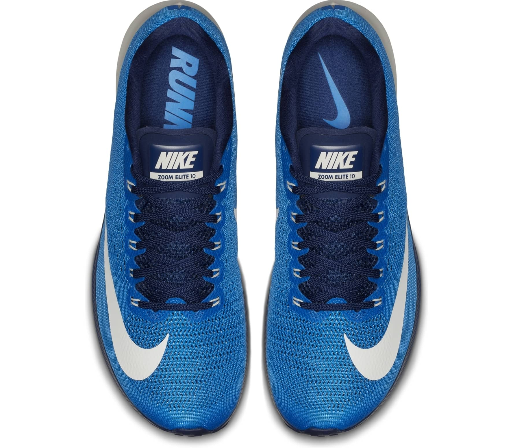 d182fc11500 Nike - Air Zoom Elite 10 men s running shoes (blue) - buy it at the ...