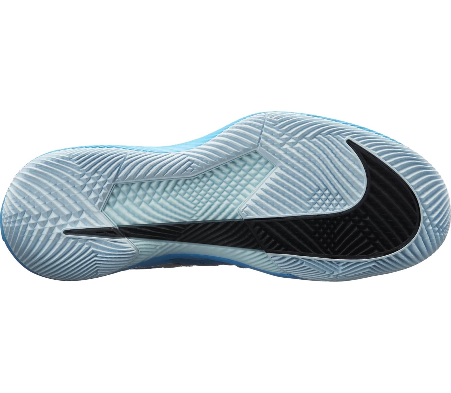 d3c731e2bda Nike - Air Zoom Vapor X Dames Tennis schoen (zwart/blauw) online ...