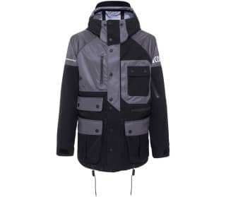 x White Mountaineering Biker Heren Jas