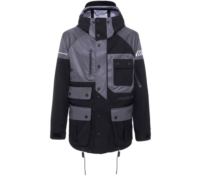x White Mountaineering Biker Men Jacket