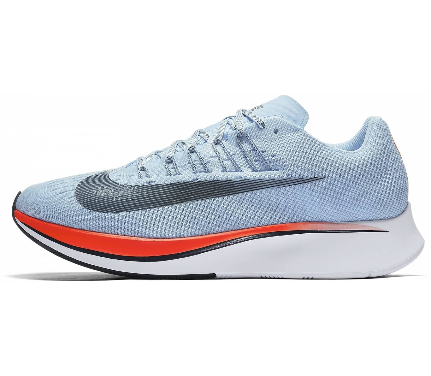 on sale 4f987 f01a2 Nike - Zoom Fly mens running shoes (light blue)