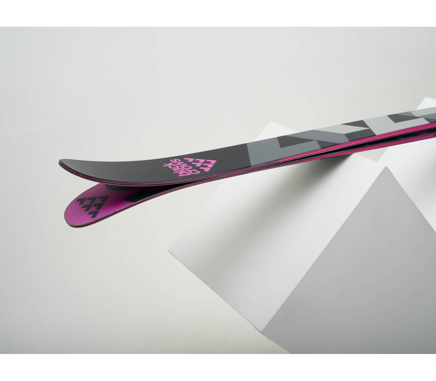 Black crows Corvus freeride ski Unisex nero