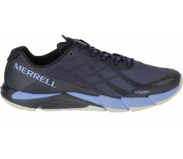 Merrell Womens Bare Access Flex 2 E-Mesh Trail Running Shoes Trainers Sneakers