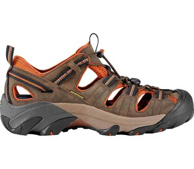 Keen - Arroyo II men's outdoor sandals (brown/orange)
