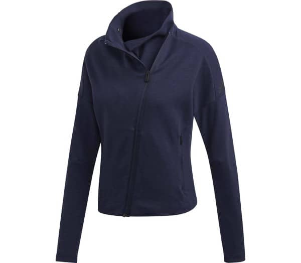 ADIDAS Htr Women Fleece Jacket - 1