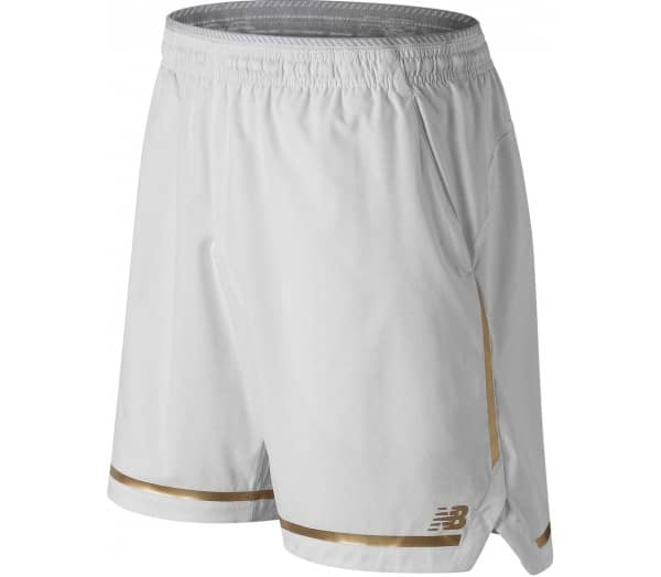 NEW BALANCE 7IN Tournament Men Tennis Shorts - 1