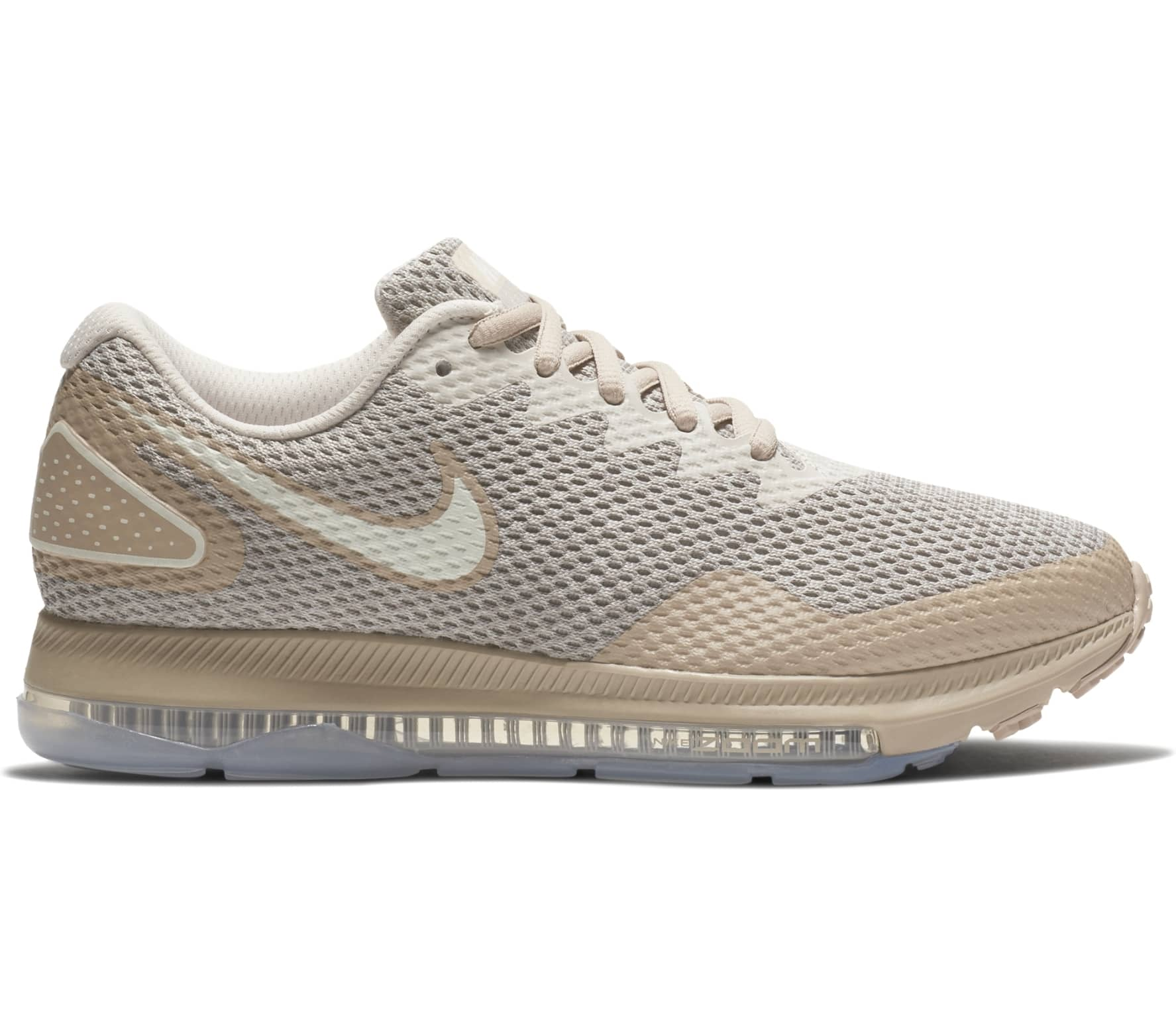 pretty nice 2c996 7efc8 Nike - Zoom All Out Low 2 Femmes chaussure de course (gris clair hellrosa