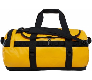 The North Face - Base Camp M - Update duffel bag (yellow/black)