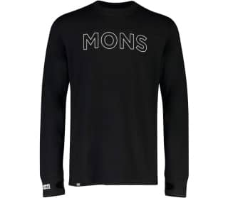 Mons Royale Yotei Men Functional Long Sleeve