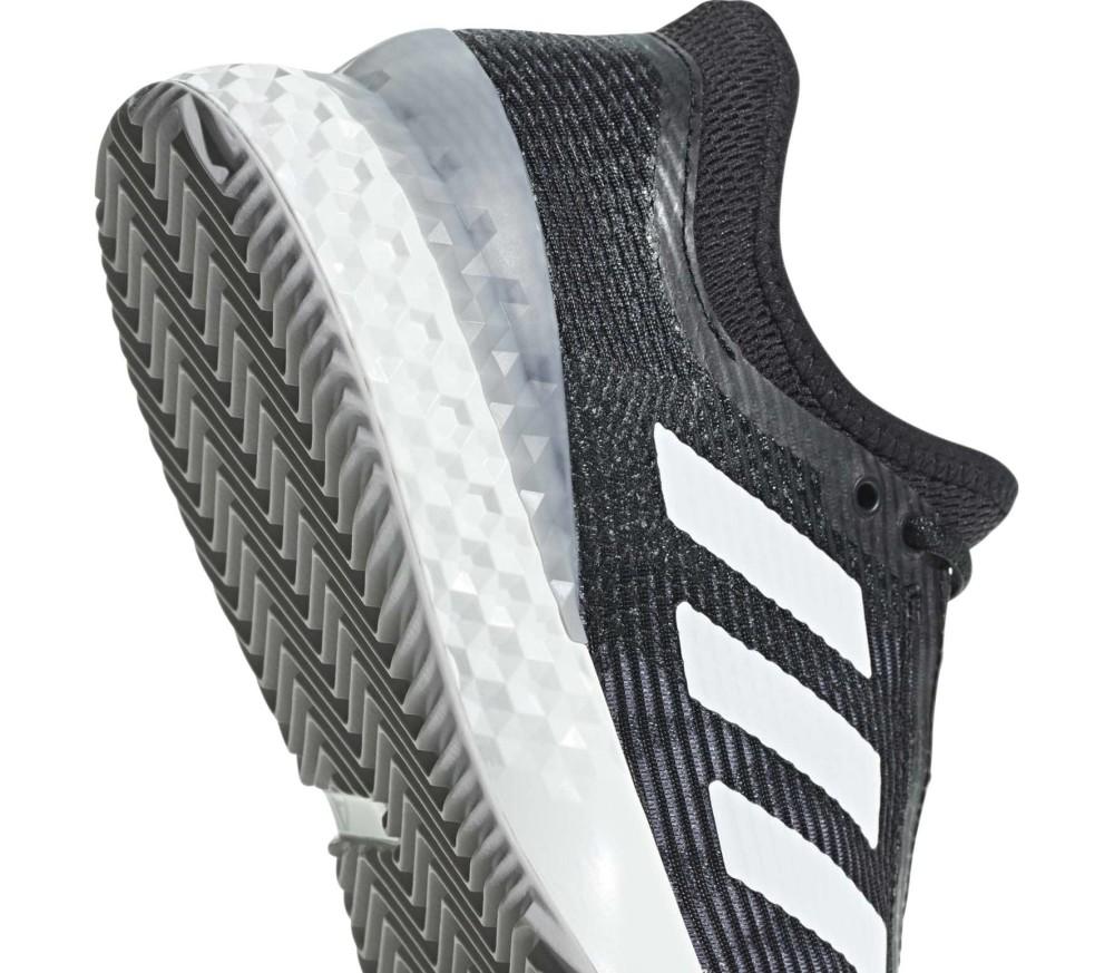 adidas Adizero Ubersonic 3 (clay) Herren Tennisschuh schwarz