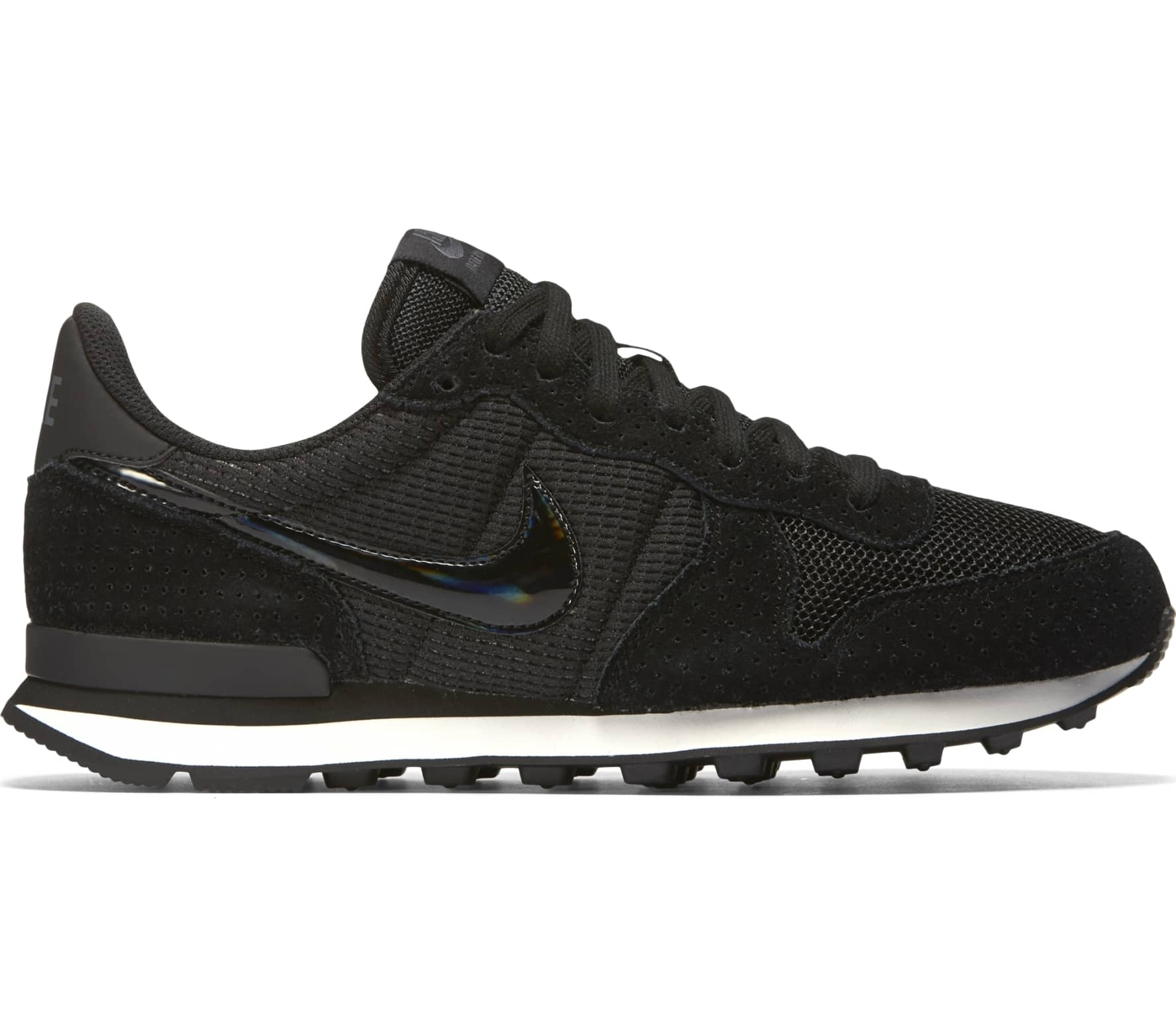 Nike - Internationalist Damen Sneaker (schwarz)...