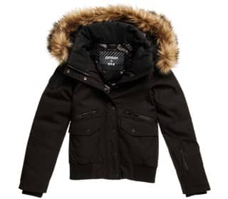 SUPERDRY SPORT® Everest Down Snow Bomber Femmes Veste ski
