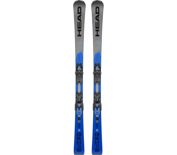 HEAD Supershape i.Titan SW MFPR inkl. PRD 12 GW BR.85 Unisex Skis with Bindings