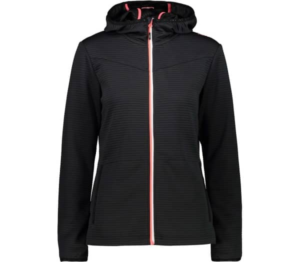 CMP Fix Hood Dames Fleece Jas - 1