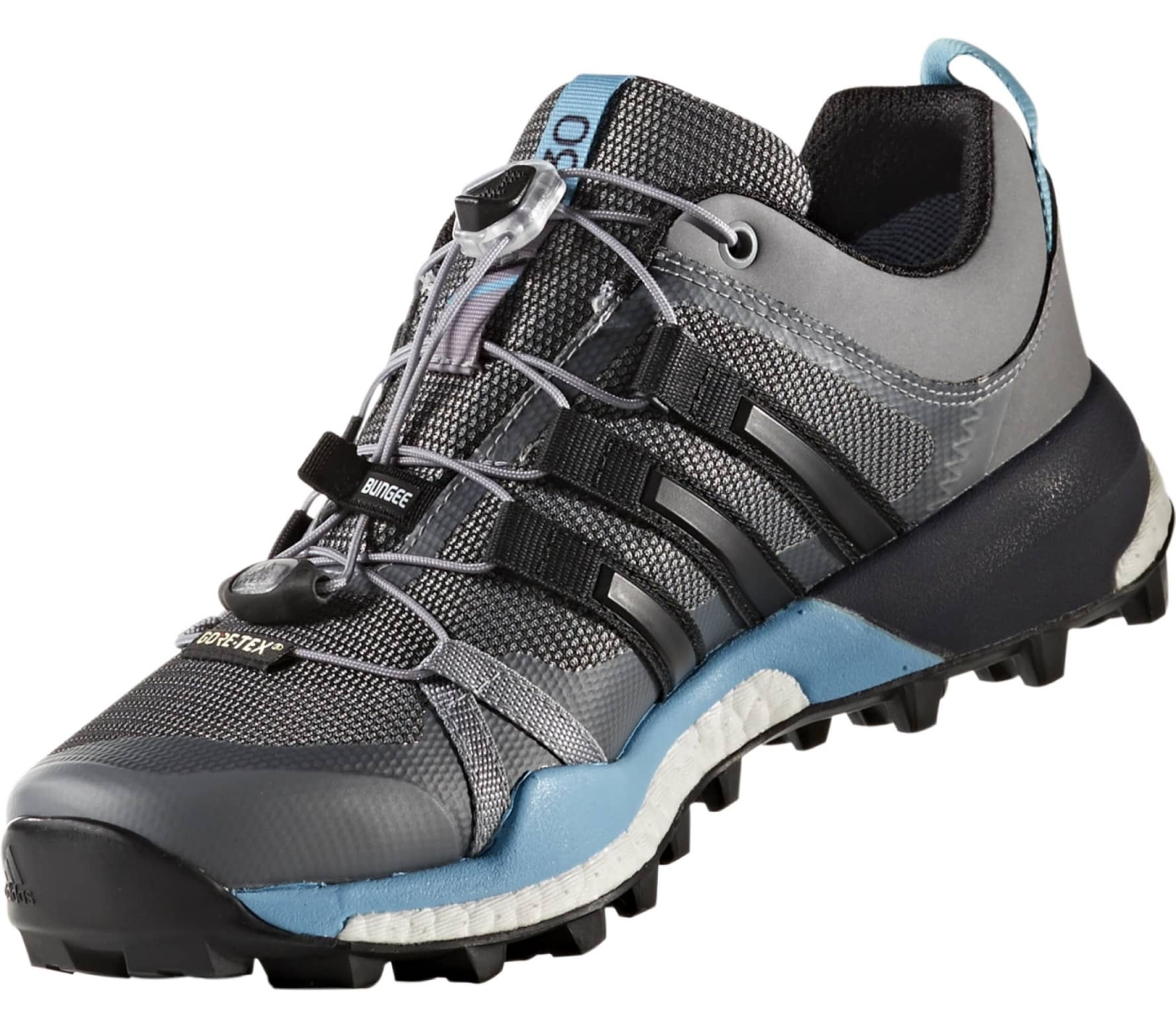 5ed1d221bf78 Adidas - Terrex Skychaser GTX women s trail running shoes (grey black)