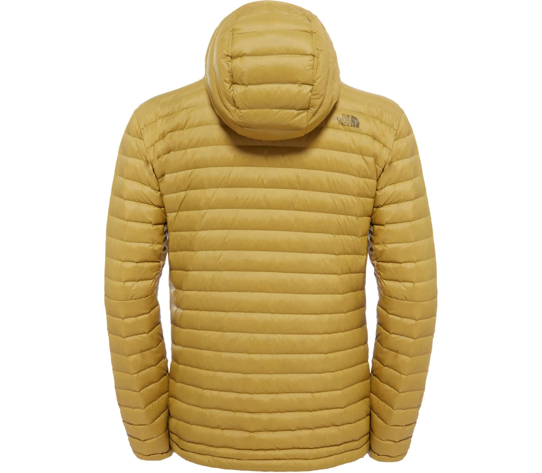 85323efc64 The North Face - Premonition men s down jacket (yellow) - buy it at ...
