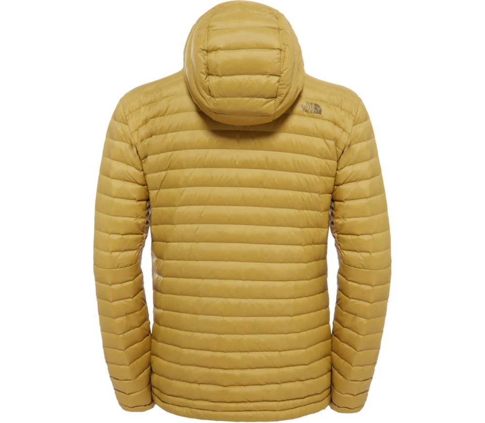 Face Premonition The North men's jacketyellow down n0my8OvNw