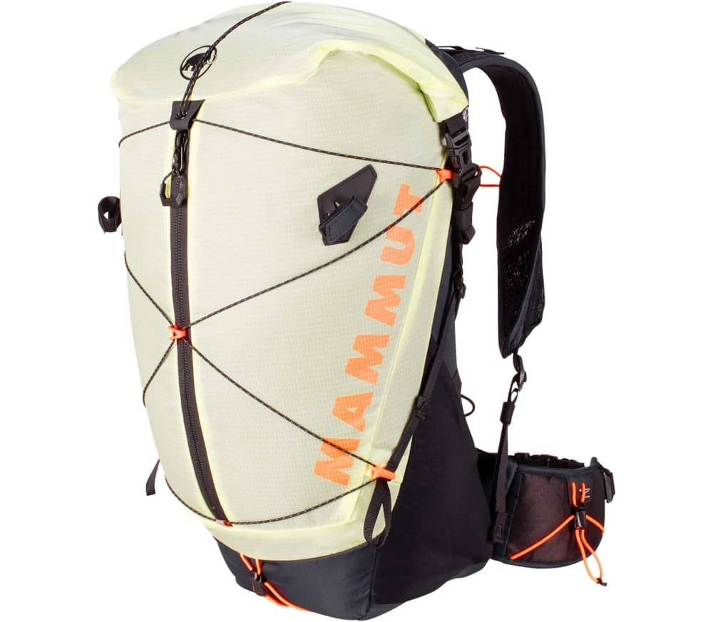 MAMMUT Ducan Spine 28-35L Hiking Backpack (yellow) 149,90 €