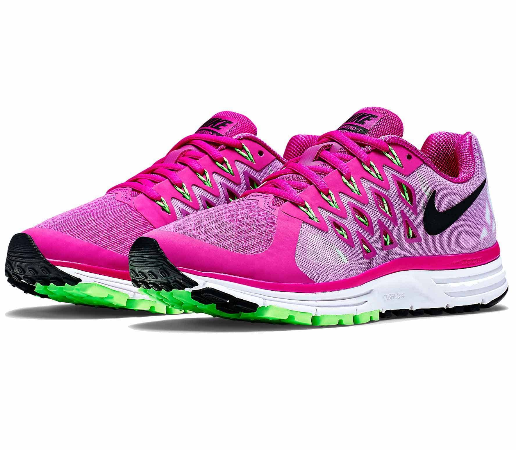 865eddeb6997 ... purchase nike zoom vomero 9 womens running shoes pink white b72a5 f4012