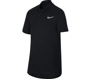 Nike Court Advantage Junior Tennispolo Children black