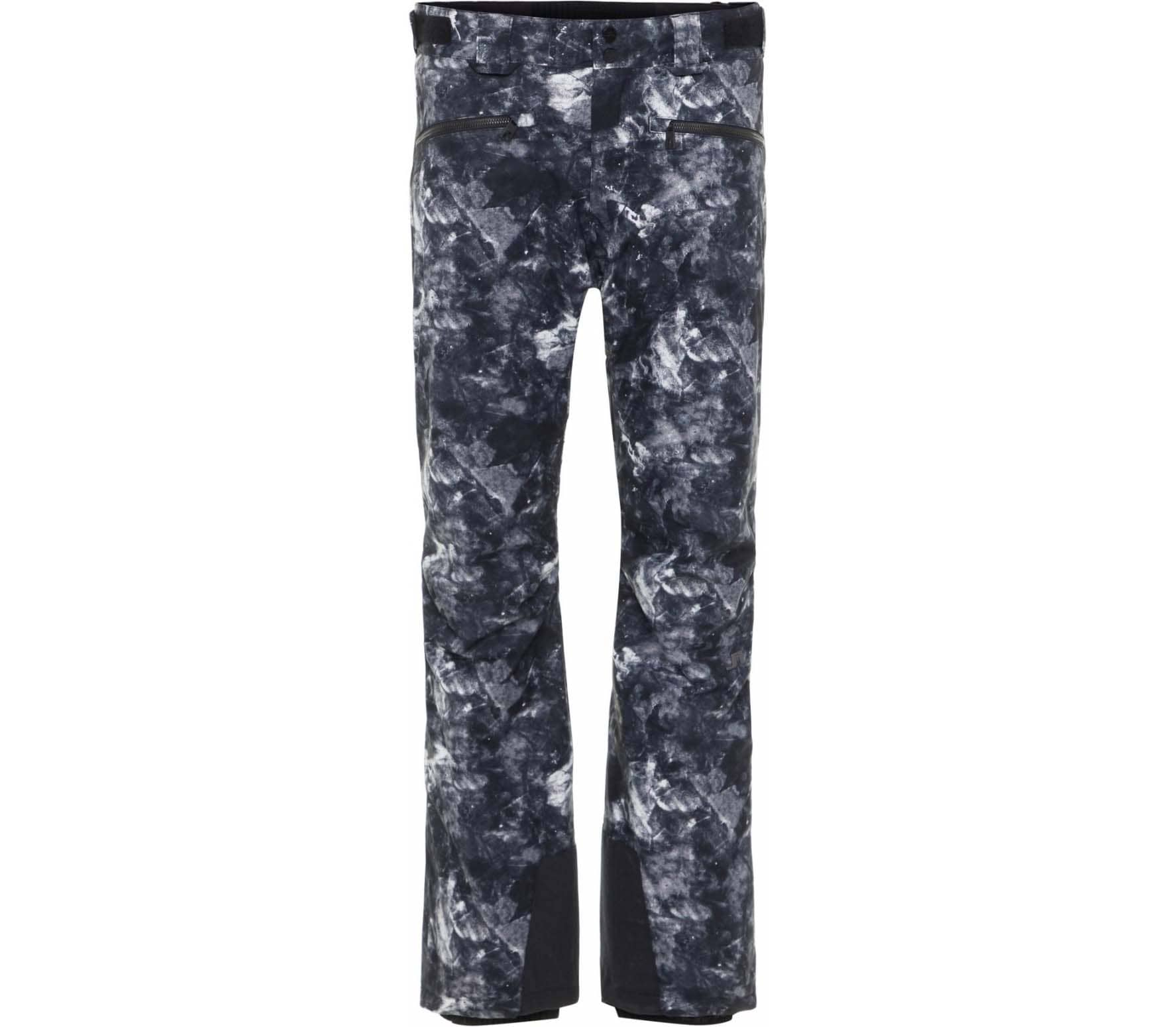 Truuli Print JL 2L Men Ski Trousers