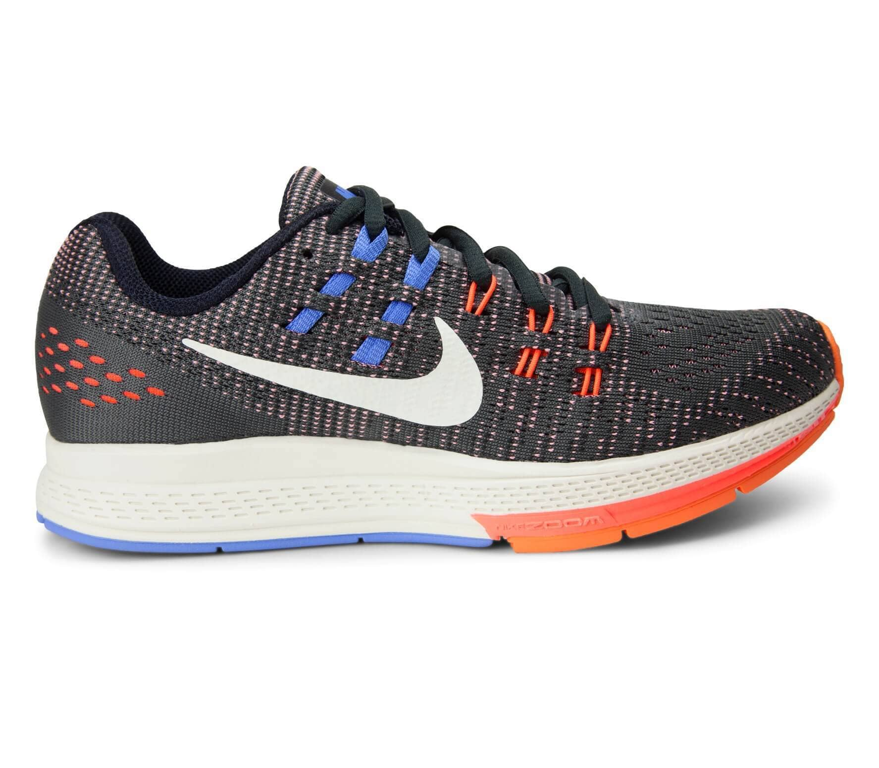 0129d9a0c68 Nike - Air Zoom Structure 19 women s running shoes (anthracite orange)