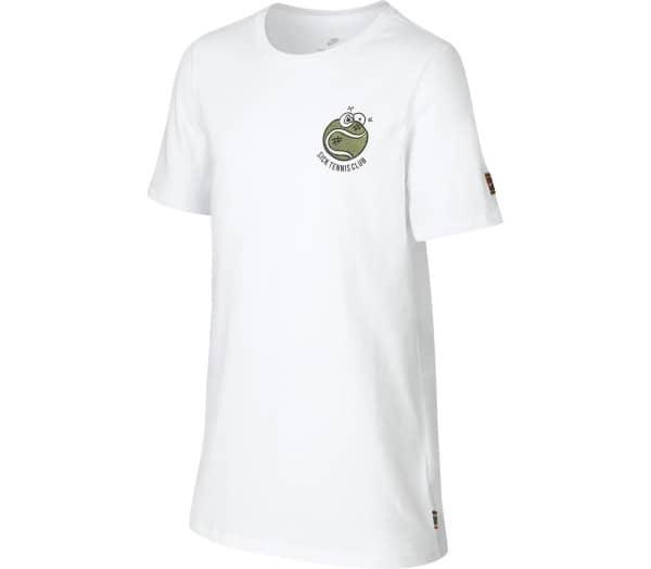 NIKE Court Kinder Tennisshirt