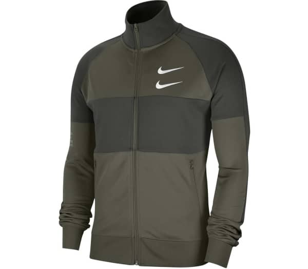 NIKE SPORTSWEAR Swoosh Men Zip-up Sweatshirt - 1