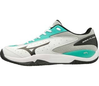 Mizuno Wave Flash Clay Herren Tennisschuh