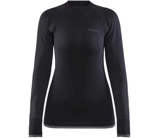 CRAFT ADV WARM FUSEKNIT INTENSITY Damen Funktionslongsleeve - 1