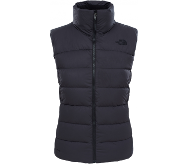 The North Face - Nuptse Damen Outdoorweste (schwarz)