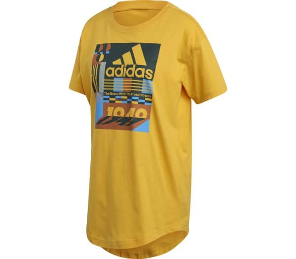 ADIDAS Graphics Emblem Dames T-Shirt - 1