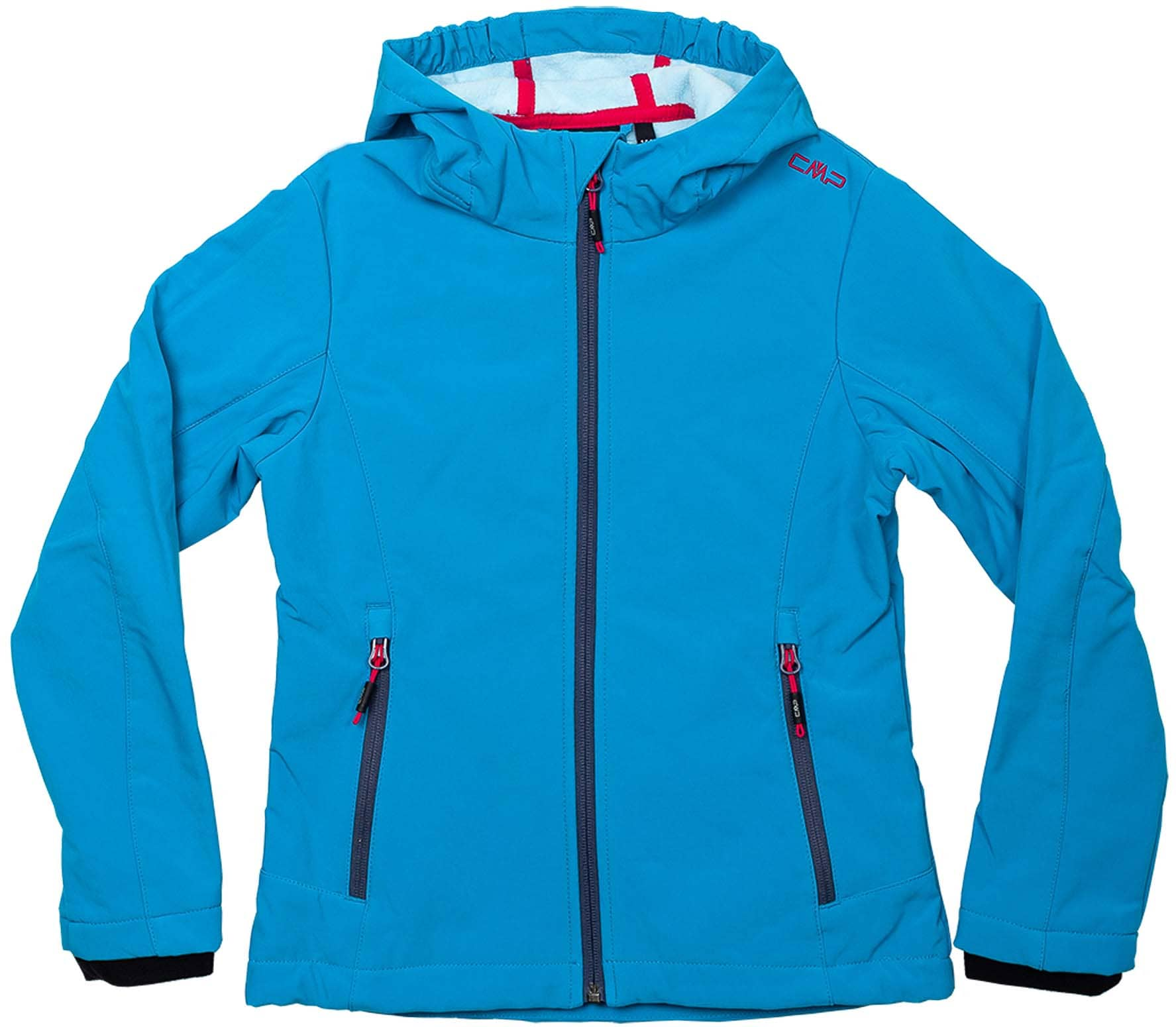 CMP Fix Hood Junior Softshelljacke Children