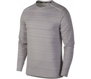 Dri-FIT Miler Heren Functioneel Sweatshirt