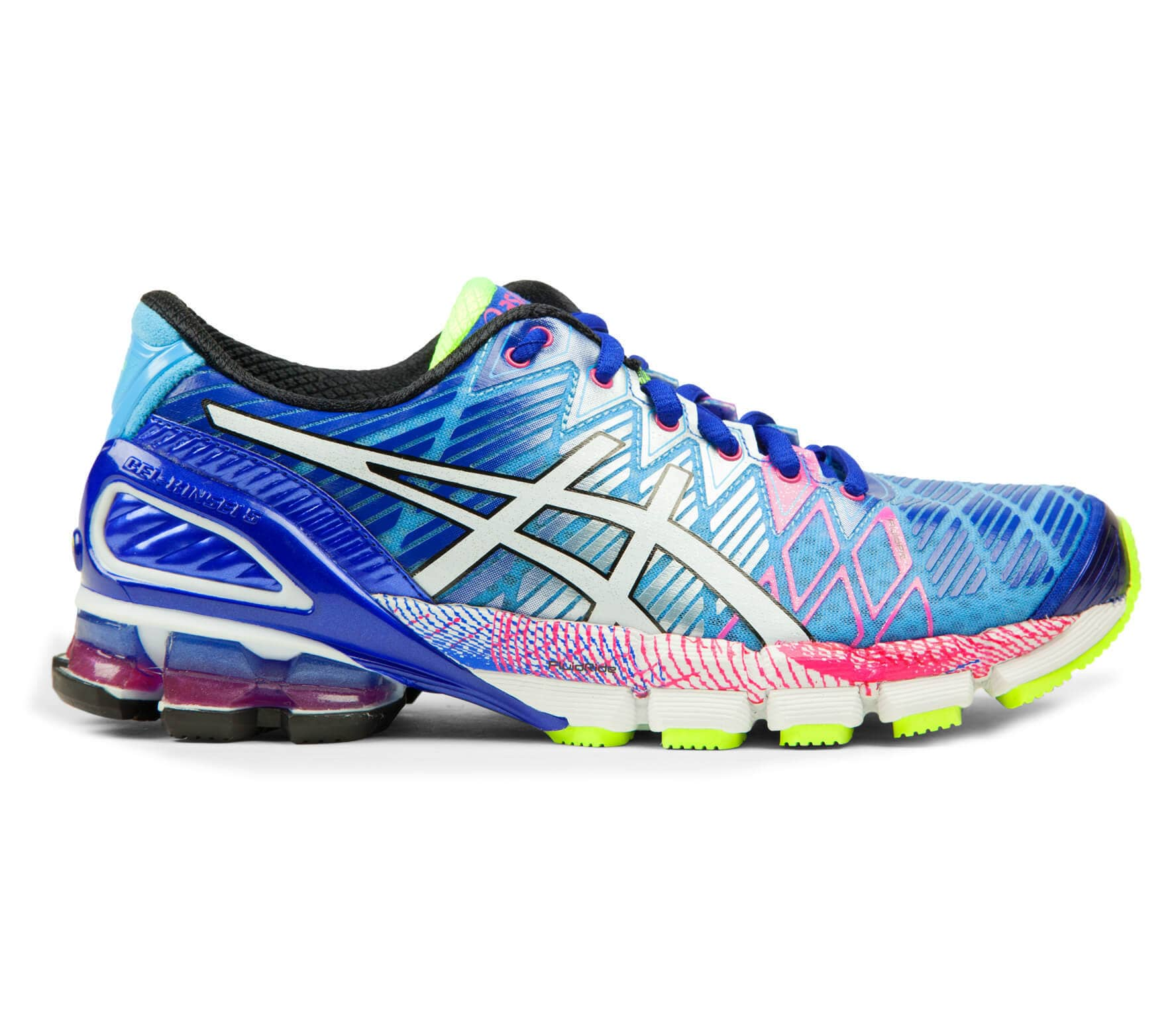 plus de photos b5662 00cce ASICS Gel Kinsei 5 women's running shoe Women
