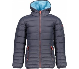 Fix Hood Jacket Junior Hybridjacke Kinder